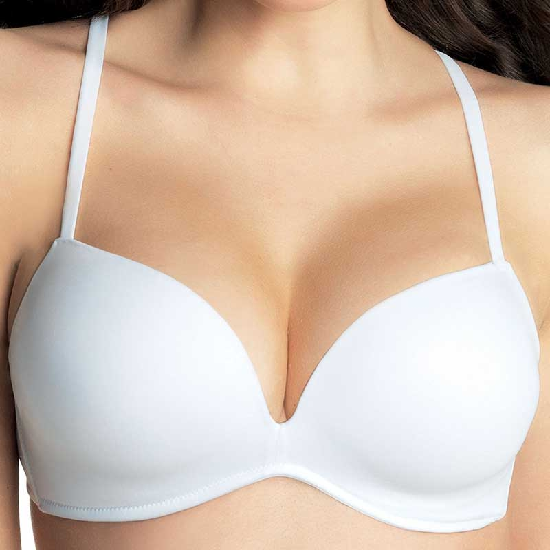 Lormar super push-up podprsenka Free Double - bezkosticová
